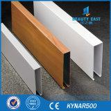 L'extérieur du tube rectangulaire en aluminium cadres carré en aluminium pour la construction d'aération