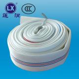 Mangueras flexibles del PVC de la agricultura de 3 pulgadas que secan los manguitos de fuego