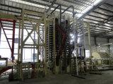 Les machines automatiques de production de forces de défense principale pour le branchement en bois, logarithme naturel, bois de rebut, sciure ont laissé des excédents
