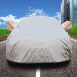 ユニバーサル車のための完全な車カバーを縫うPEVAの合成の綿