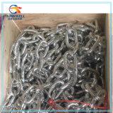 Catena a maglia saldata alta qualità di sollevamento dell'acciaio inossidabile