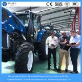 Azienda agricola/trattore agricolo di 140HP 4WD con il motore 6cylinders/spostamento della spola