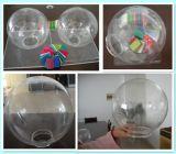 Het transparante AcrylGebied van het Plexiglas van de Bal met Verschillende Diameter