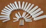 Tubo de llenado de aluminio y más cerca de cosméticos crema
