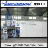 Máquina plástica da fabricação de cabos do fio