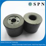 Faisceaux de ferrite anisotropes anisotropes en céramique de faisceau de ferrite d'aimant pour des moteurs de progression