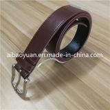 Vêtements de mode accessoires sangle de ceinture en cuir marron élégant