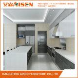 Nouvelle conception modulaire des armoires de cuisine résidentiels de Hangzhou