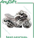 Porte-clés en alliage de zinc avec le logo adapté aux besoins du client