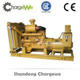 100kVAまたは131kVA中国の極度の無声ディーゼル発電機セット