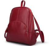 Hete Verkoop Pu van de Zak van de Vrouwen van het Ontwerp van de Manier van de schoonheid Trendy Modieuze Nieuwe Elegante Dame Backpack