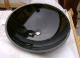 Блок радиатора, блок радиатора черного цвета и черного гранита, черной раковиной