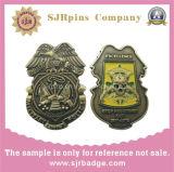 Moneta militare del metallo dei lati del Manufactory della fabbrica doppia, medaglia