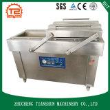 Machine à emballer chaude de fermeture sous-vide de vente pour le mastic de colmatage de nourriture