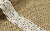 Новый шнурок Двойн-Стороны хлопка высокого качества для одежды и одежды украшения
