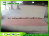 las caras de 18m m laminaron la madera contrachapada de la melamina para los muebles y la puerta