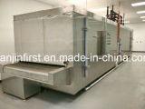 Congélateur à air forcé congelé de tunnel de la patte de poulet de bonne qualité IQF