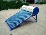 Niederdruck-Solarheizung, CER, 7 Jahre Garantie-