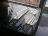 De Buis van het Glas van Hexgonal van Borosilicate