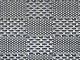 Het Weefsel TextielPlacemat van de jacquard voor Tafelblad