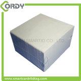 cartão branco do PVC de 125kHz EM4200 TK4100 EM4305 T5577 com microplaqueta