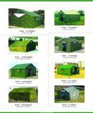Haute qualité toile étanche / parti tente militaire