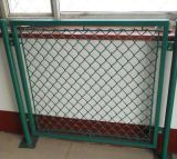 Rete metallica galvanizzata della rete fissa di collegamento Chain/del diamante/rete fissa collegamento del diamante