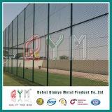Сетка веревочки загородки/нержавеющей стали звена цепи для загородки стадиона