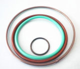 Joint circulaire enduit de PTFE, joint en caoutchouc du faisceau intérieur NBR