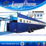 La Chine de fabrication fournisseur transporteur voiture semi-remorque pour la vente