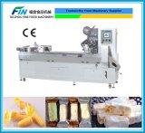 Alimentação automática de finos Doces de almofadas e máquina de embalagem