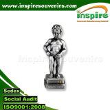 Belgique Pissing Boy 3D Statue for Souvenir