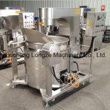 Máquina automática industrial del fabricante de las palomitas de la caldera de la fuente de la fábrica