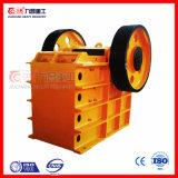 Bergbau-Zerkleinerungsmaschine PET Kiefer-Zerkleinerungsmaschine mit ISO und Cer