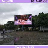 P6 al aire libre signo de LED SMD Junta Comercial de publicidad de vídeo