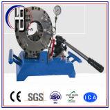 De hand Hydraulische Plooiende Machine van de Slang met de Vrije Matrijzen van 10 Reeksen voor Verkoop