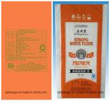 Яркие печатные пластиковые PP из пшеничной муки упаковки подушек безопасности