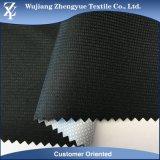 De waterdichte In te ademen Witte Polyester In entrepot Spandex 4 van het Membraan TPU de Stof van de Rek van de Manier