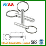Steel inoxidável Locking Pins com Stainless Steel Slide
