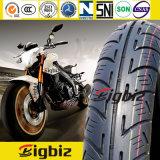 Tres motocicletas Neumáticos de moto de neumáticos 110 / 90-16