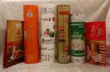 10 Farben stempelschnitten Griff-Beutel mit Stützblech für gefrorene Mehlklöße