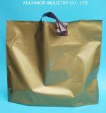 顧客デザインロープのハンドルのプラスチックショッピング・バッグ