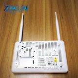 (F660) Router esterno Gpon Ontario di V5.2 4ge+2 VoIP+USB+WiFi Antanna