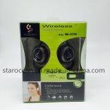 Caja de regalo de plástico de PVC de auriculares Embalaje del producto empaquetado de la caja con la impresión