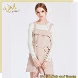 Платье девушки нового полиэфира хлопка конструкции сладостное