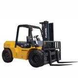 Diesel van Sf100 10t Vorkheftruck met de Motor van Japan voor Verkoop