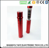 Lanterna elétrica de alumínio de acampamento da tocha do diodo emissor de luz de CREE+Samsung