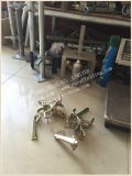 Abrazadera giratoria tipo andamio patentada de Brasil