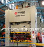 1000 Ton Close Type Double Crank Power Press Machine