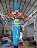 屋外広告の膨脹可能な空の空気ダンサー